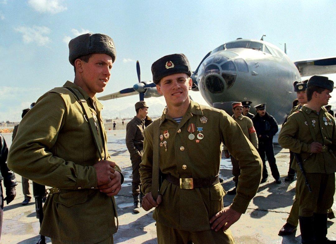 Подвиги российских солдат и офицеров в афганистане