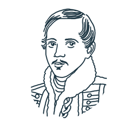 lermontov single men Lermontov's only novel earned him recognition as one of the founding fathers of russian prose the partially autobiographical story consists of five closely linked tales revolving around a single character, a disenchanted, bored and doomed young nobleman.