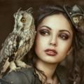 Поэт Полуночный Совёнок (Наталья С.), стихи которого вы можете прочитать в поэтической социальной сети Поэмбук.