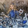 Поэт Алиса_fromWonderland, стихи которого вы можете прочитать в поэтической социальной сети Поэмбук.